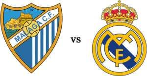 Malaga CF vs Real Madrid CF