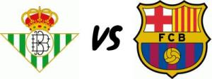 Real Betis vs FC Barcelona