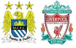Manchester City FC vs Liverpool FC