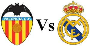 Valencia CF vs Real Madrid Cf