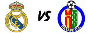 Real Madrid CF vs Getafe CF