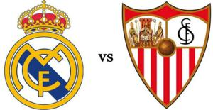 Real Madrid CF vs Sevilla FC