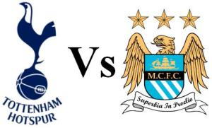 Tottenham Hotspur vs Manchester City FC