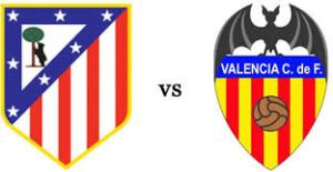 Atletico Madrid vs Valencia CF