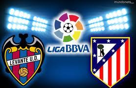 Levante UD vs Atletico Madrid