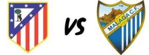 Atletico Madrid vs Malaga CF