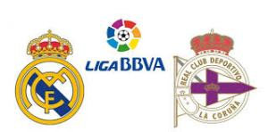 Real Madrid CF vs Deportivo La Coruna