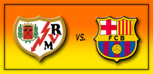 Rayo Vallecano vs FC Barcelona