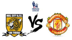Hull City Tigers vs Manchester United